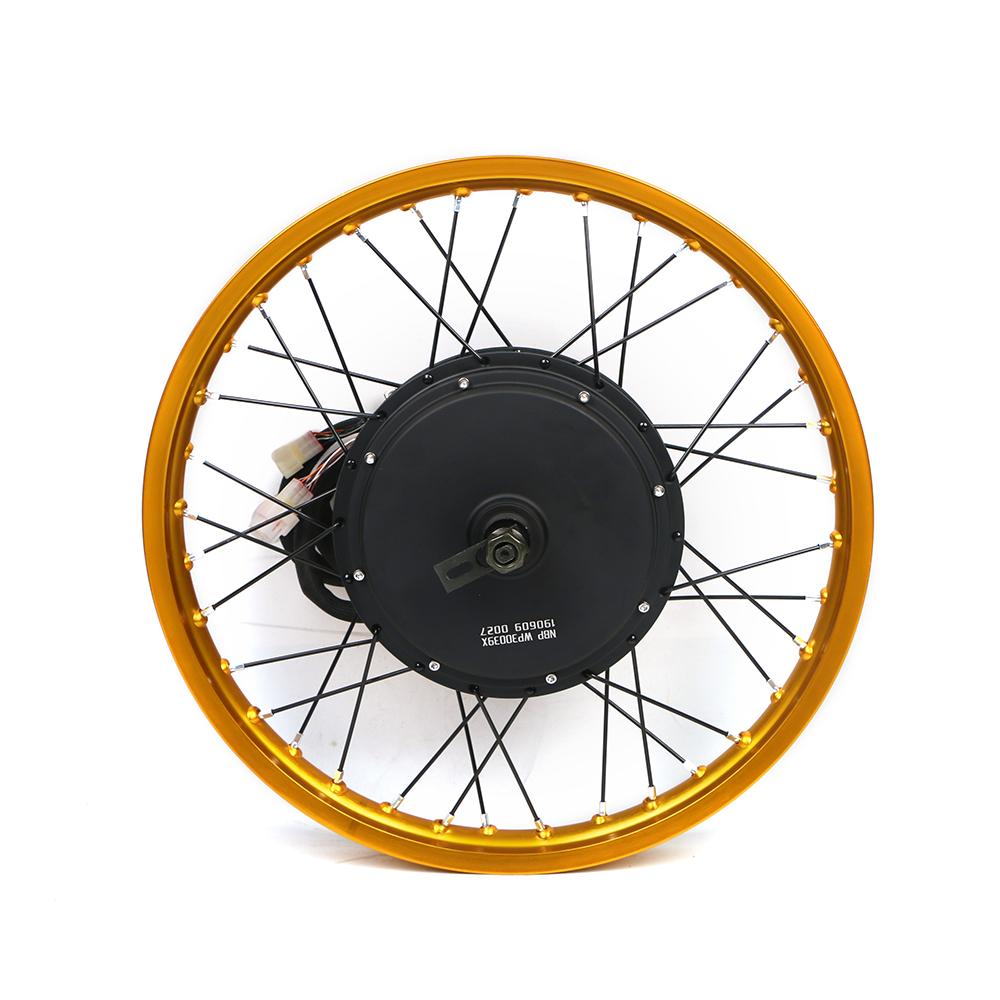 Заводская дешевая цена 72 в 3000 Вт комплект для переоборудования электрического велосипеда
