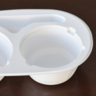 Plastic Tray Premium Customized Plastic Food Containers Macaron Container Plastic Tray