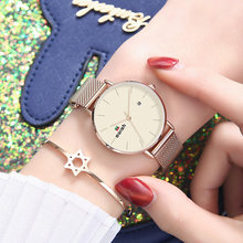 SWISH часы для женщин 2020 Модные кварцевые часы из розового золота женские ультра тонкие стальные часы для свиданий водонепроницаемые relogio ...(Китай)
