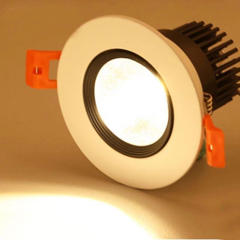 New trend gu 10 spot led downlight cob hanging light for indoor decoration lighting