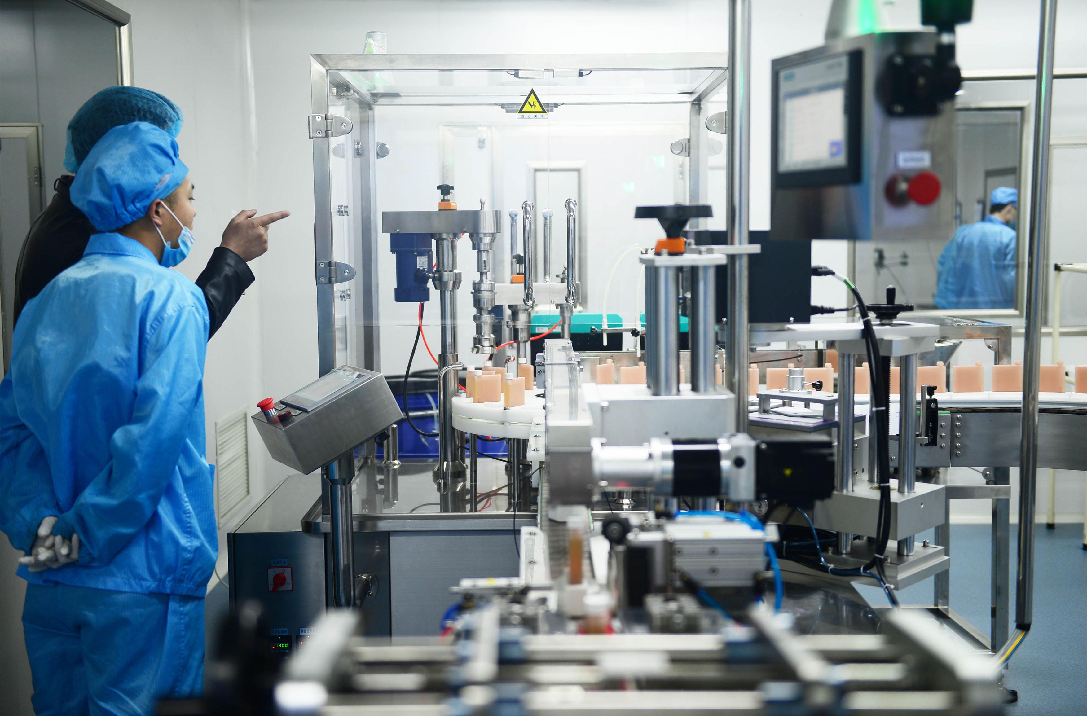 Water Purifier SCSJ-X30 Automatic Ultra-pure Water Produce Machine Purifity Water Maker