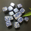 Dấu Chấm màu xanh Đá (1.5 ~ 3.5cm)
