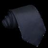 Navy Jacqaurd Tie
