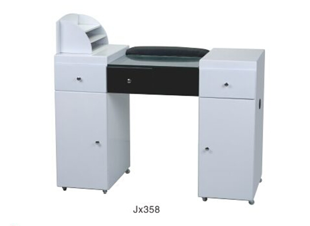 Salon styling chair manicure table barber shop nail table price QZ-JX916A