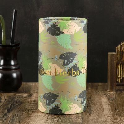 biodegradable lip balm push up cosmetic packaging 20ml 30ml 50ml 100ml recycled kraft cardboard white brown black paper tube