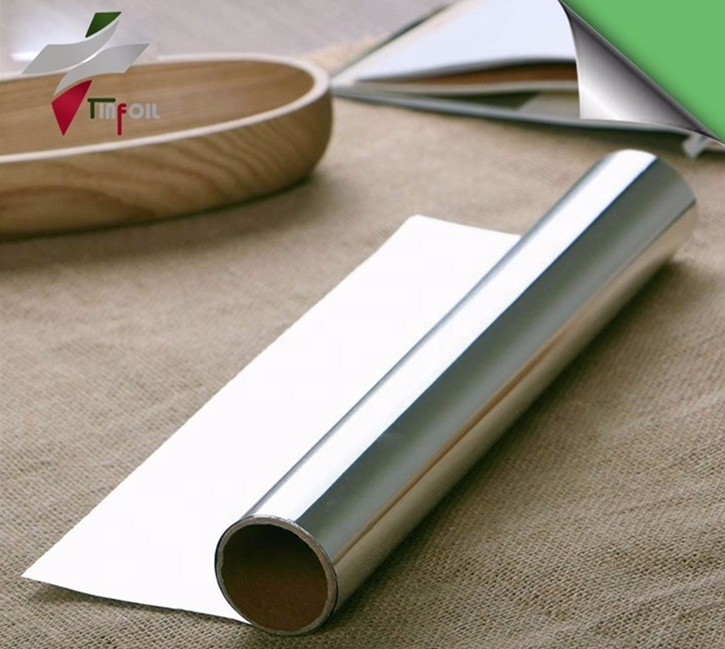 premium quality kitchen disposable grill aluminum foil wrapping paper