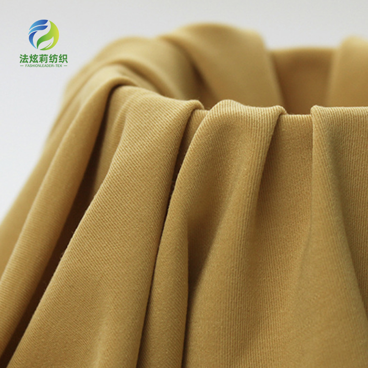 100s 160gsm 86% lenzing modal 14% spandex interlock modal fabric for kids fabric
