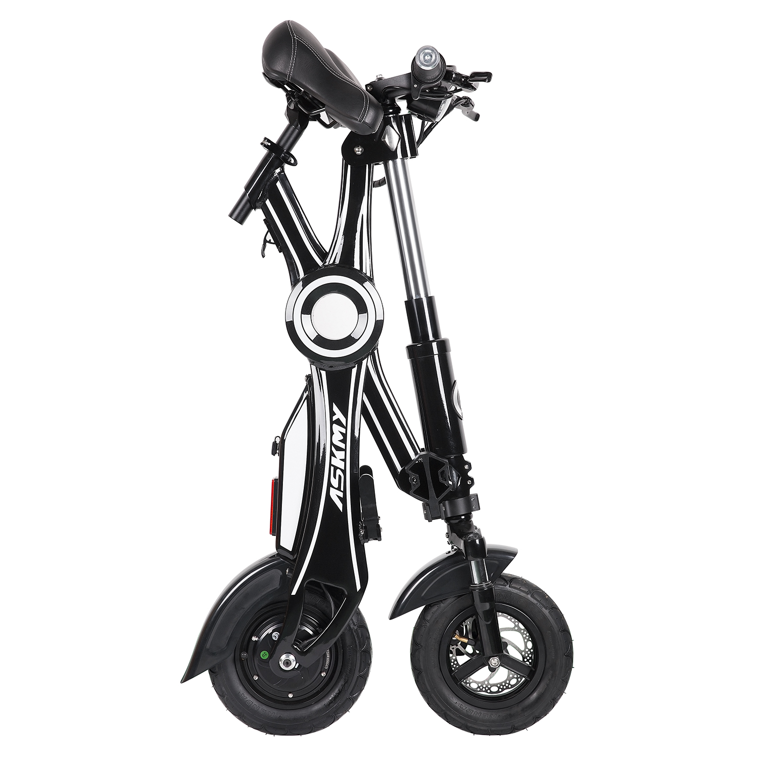 hot sale 10inch 12 inch ebike electric bicycle 36v 48v 350w foldable scooter/tuk tuk manufacturer from china