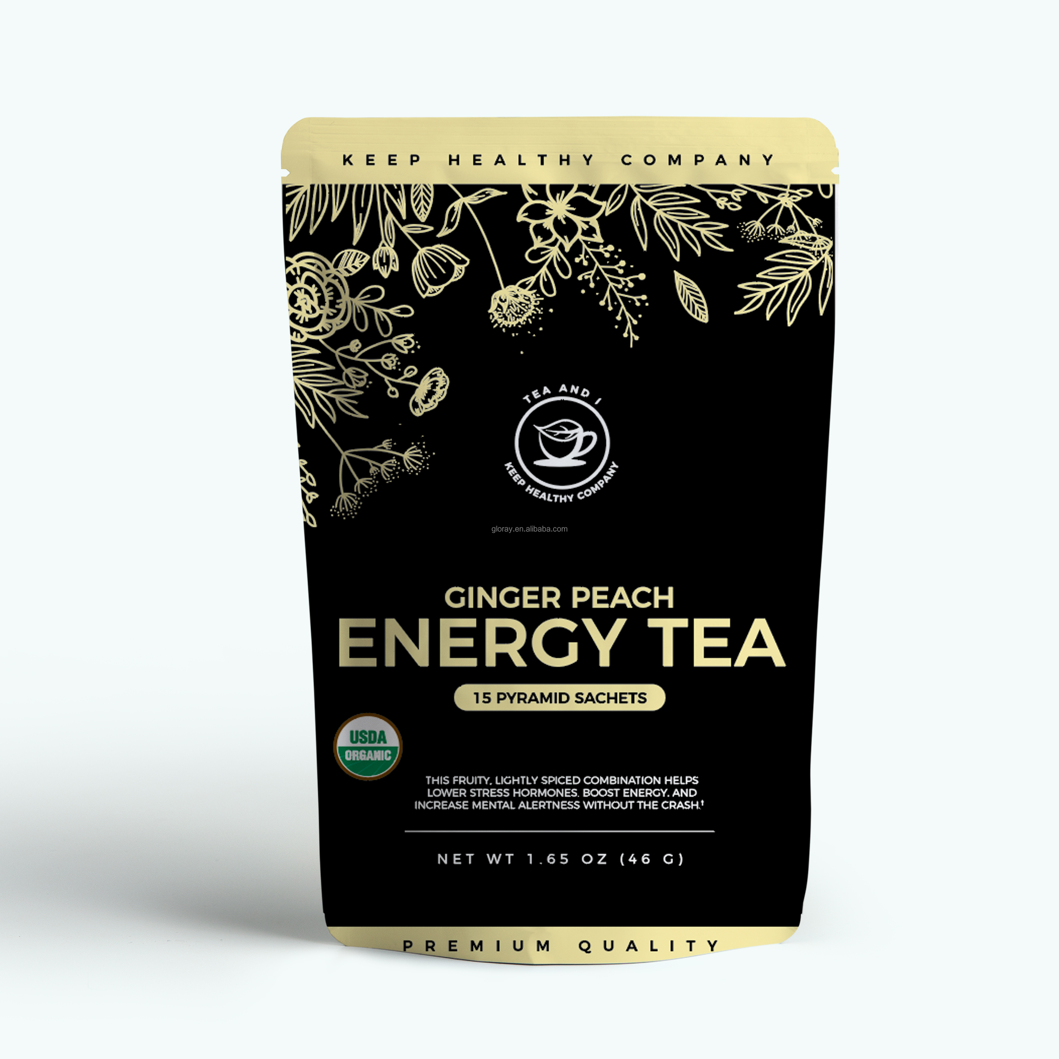 Detox Tea for Weight Loss and Belly Fat 14 Day Teatox Herbal Slim Tea for Body Detox - 4uTea | 4uTea.com