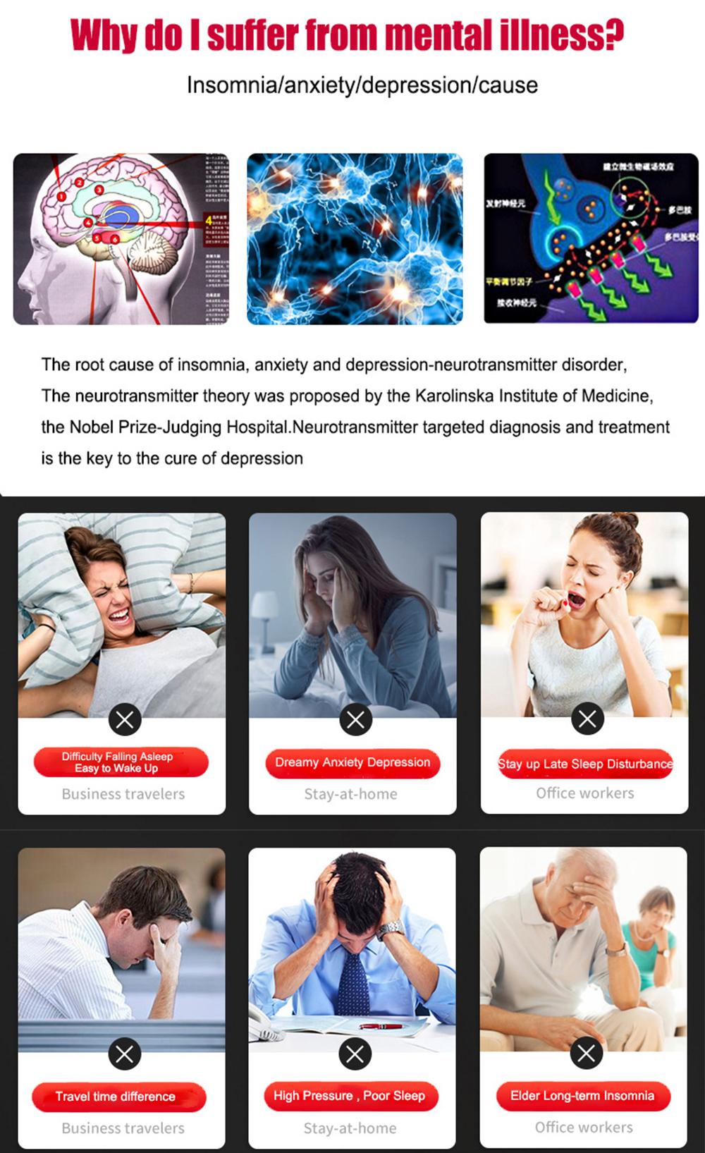 Reasons of Mental Illness and Sleeping Disorders