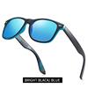 Bright Black/ Blue