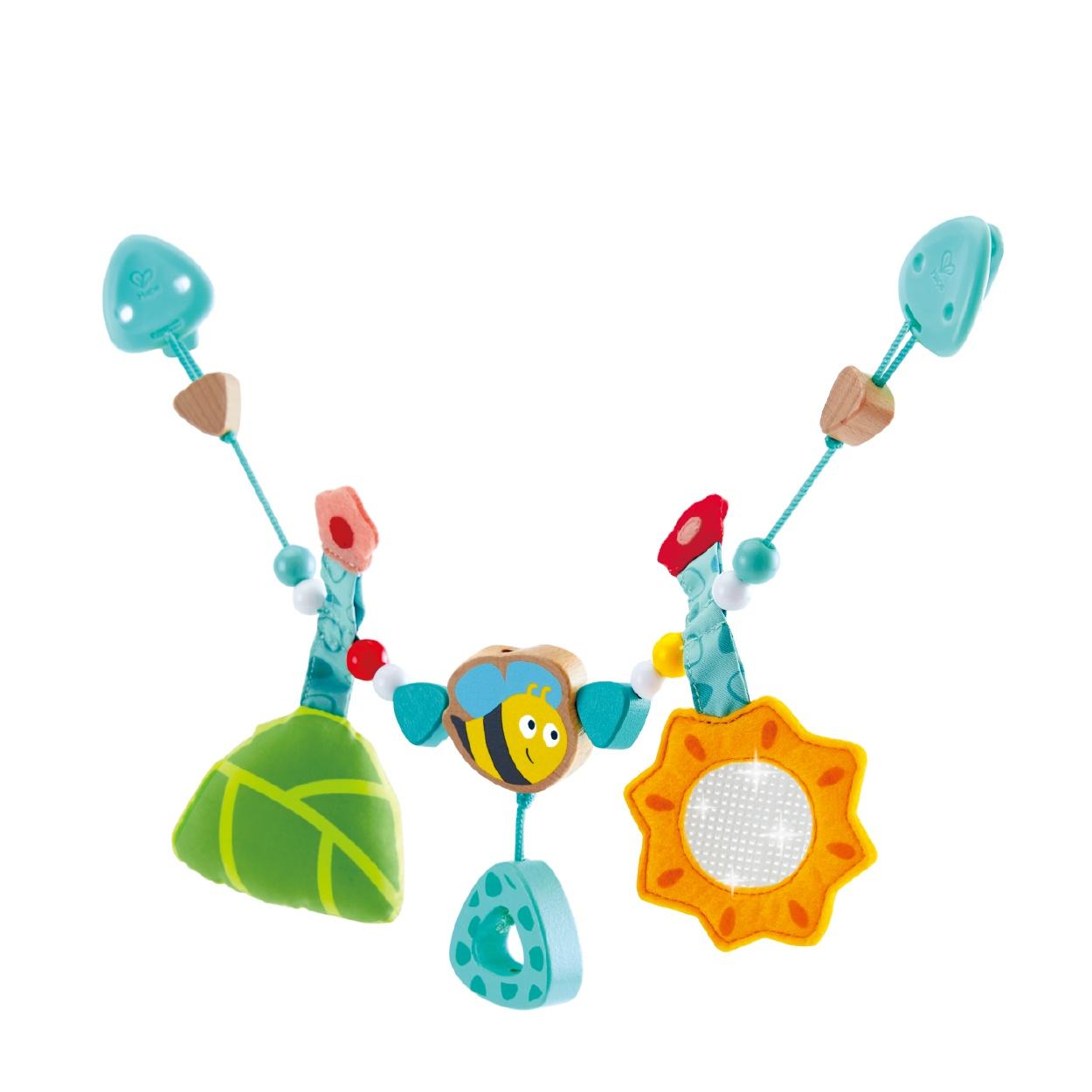 Лидер продаж, милая подвесная игрушка для детской кровати, вращающаяся кроватка, музыкальные мобильные игрушки, цепочка для коляски, детские игрушки