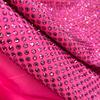Profundo color rosa