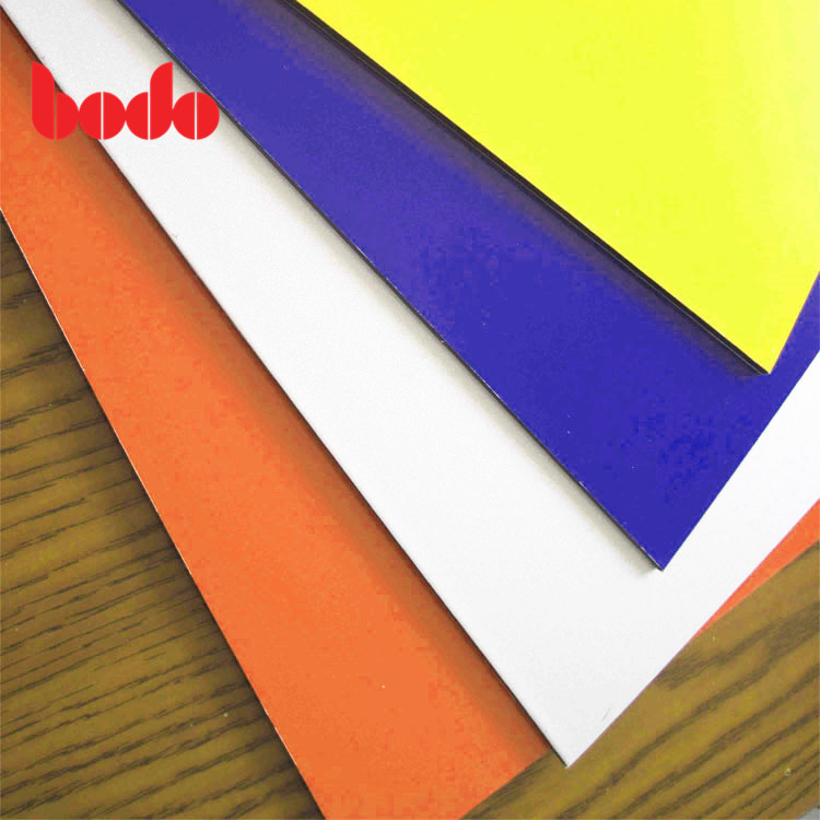 3 мм ACP лист ПВДФ наружная алюминиевая композитная панель для рекламы ACM