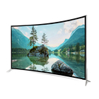 led tv television 4k smart tv 55 inch android 4K ultra-thin curve televisions