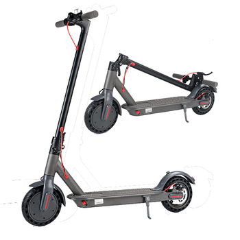 350 W 10.4 An Including Postage Two Wheels EU US Warehouse Small Foldable China Off Road Cheap Electric Scooter For Adult