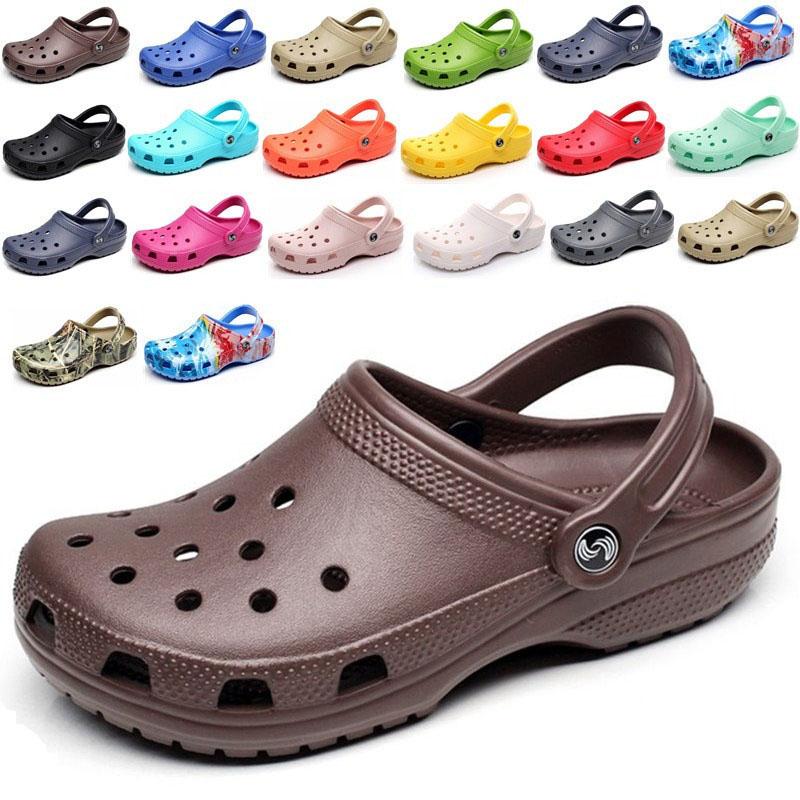 Mnika croc мужские и женские классические Клог wat унисекс КРОК дети Клог обувь КРОК сандалии мужские сабо