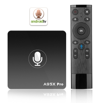 A95X Pro with Newest Amlogic S905W 2g 16g Android 7.1 tv box 4.0 Set top box A95X Pro S905W ATV