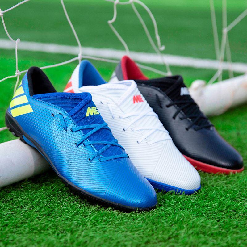 Футбольная обувь, оригинальные брендовые пустые футбольные ботинки ODM из термопластичной резины, прочная футбольная обувь