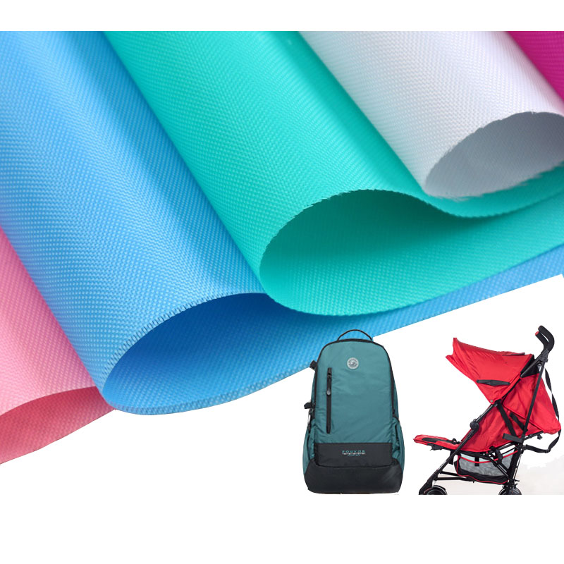 Recycled Nylon oxford 100% nylon Eco friendly 200d Nylon waterproof with PU coating for tent bag