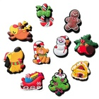 Christmas Fridge Magnet Magnets Fridge Christmas Customised Fridge Magnet PVC Cartoon Magnet Fridge For Hot Sale