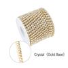 Crystal+Gold Base