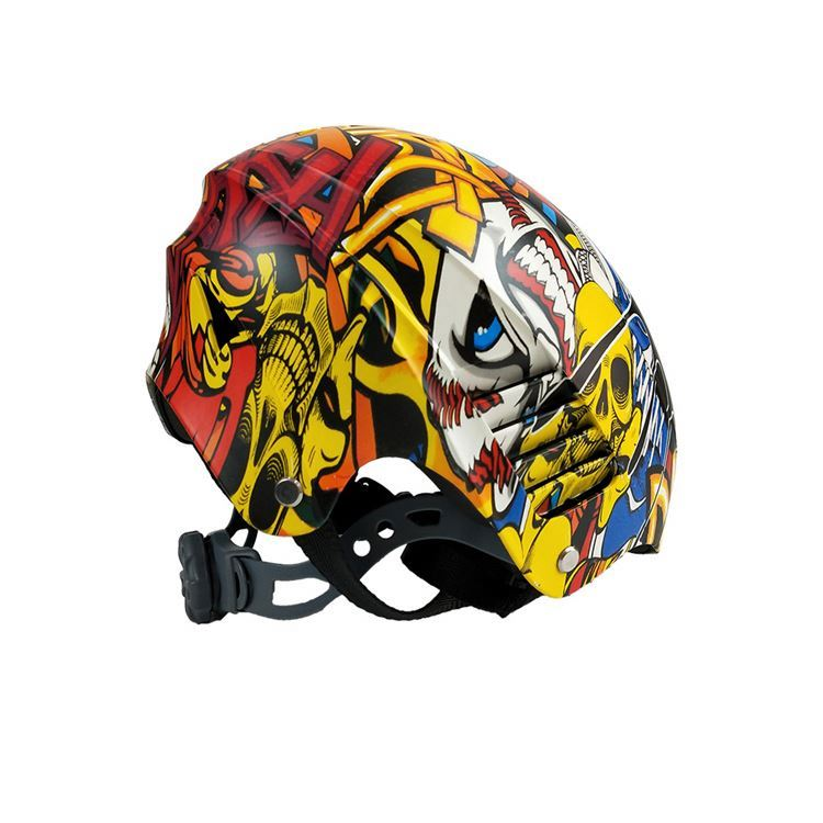 Новый стиль EVA Встроенная внутренняя подкладка детский шлем для скейта