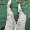 Light white pant without Velcro