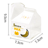 Banana milk cup