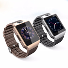 Wholesale Smartwatch DZ09 Watch Bracelet Camera Sport Wristwatch for Samsung Android Phone Support TF Card SIM