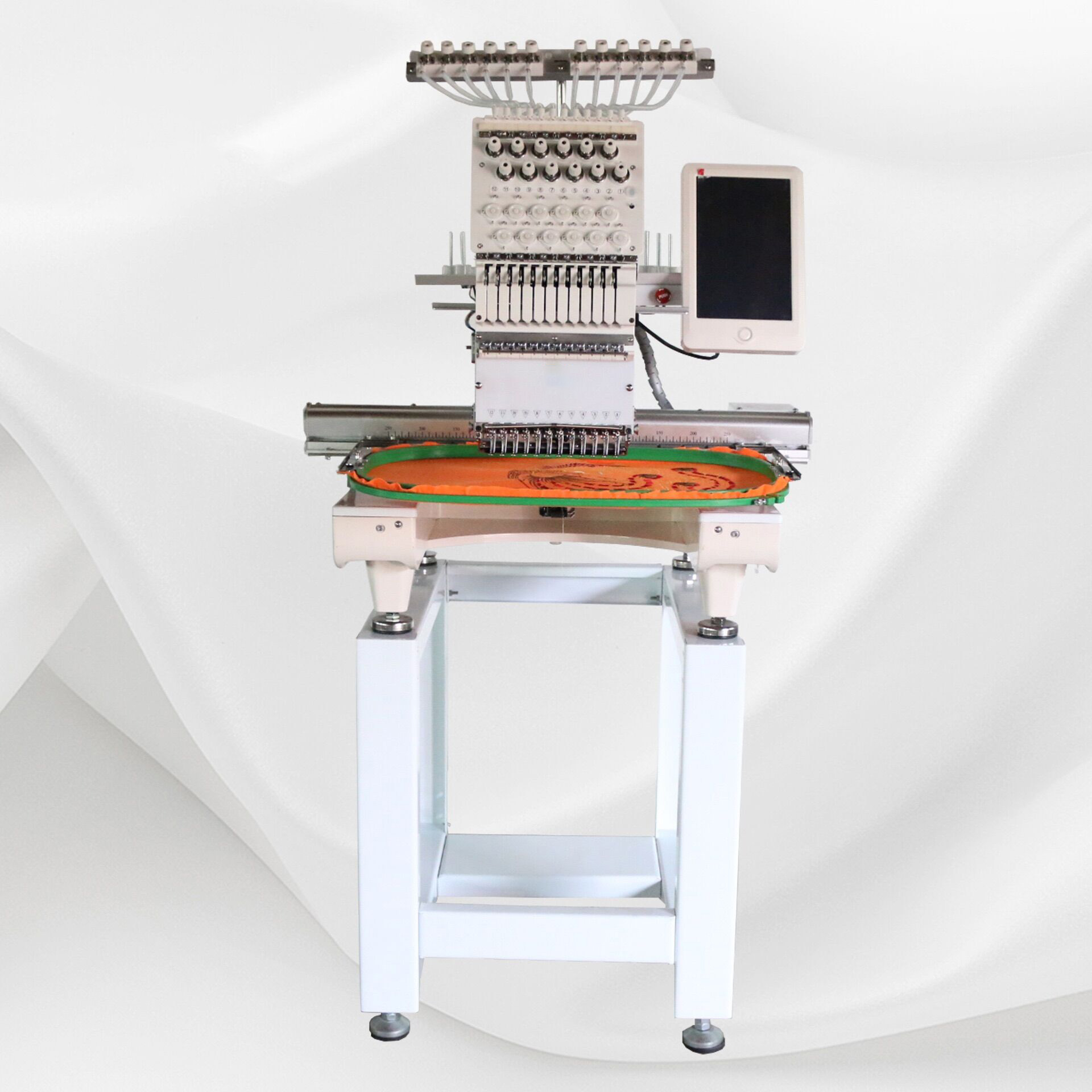 TEBRICK embroidery and sewing machine embroidery machine computer for chinese factory