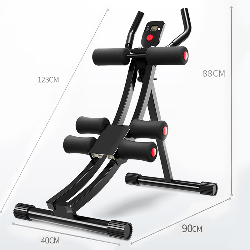 AMAZON TOP SALE factory offer directly Home Gym Fitness waist twisting machine AB workout machine Abdominal trainer