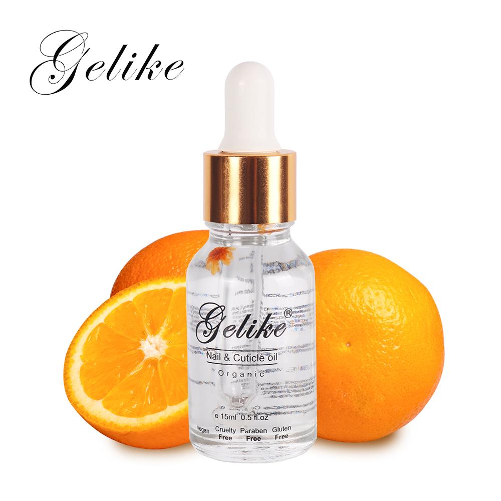 Nail care treatment 14 flavors eco-friendly organic nutrition oil revitalizing cuticle oil