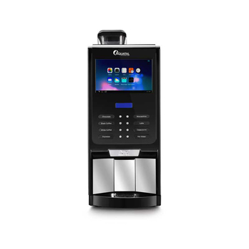 professional fully automatic bean to cup coffee maker dispenser machine for hotel