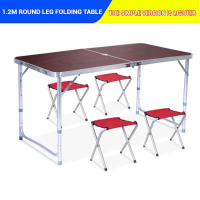 ZD04-2 оптовая продажа складные столы Многофункциональный складной портативный стол Кемпинг алюминиевого arroy складной стол