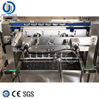 Machine Automatic Water / Air Rinsing Washing Machine For Bottles
