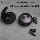 Headset 2021 Hotsale Blue Tooth 5.0 Tws Wireless Headphones True Hands Free Sports Waterproof Stereo Headset With Mic Macaw MT70