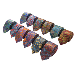 Высококачественный Мужской Шелковый галстук, профессиональное производство, шелковый галстук, лидер продаж, шелковые галстуки Пейсли