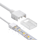 ip68 waterproof connector led rgb strip for LED Strip for solid tube LED strip outerdoor 2pin 8mm 10mm led connector