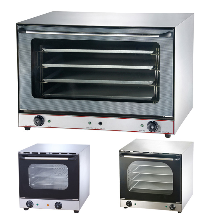 Electric Convection Oven for Baking in Kitchen