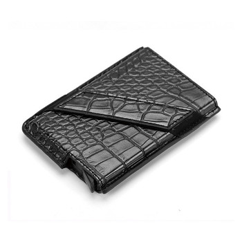 PU Leather Fashion Business Credit Cards Wallet Card Case Drivers License ID holder