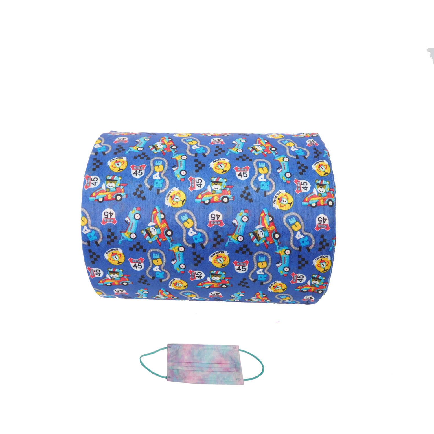 Customized ss 45gsm Nonwoven Printed Non-woven Fabric for Mask