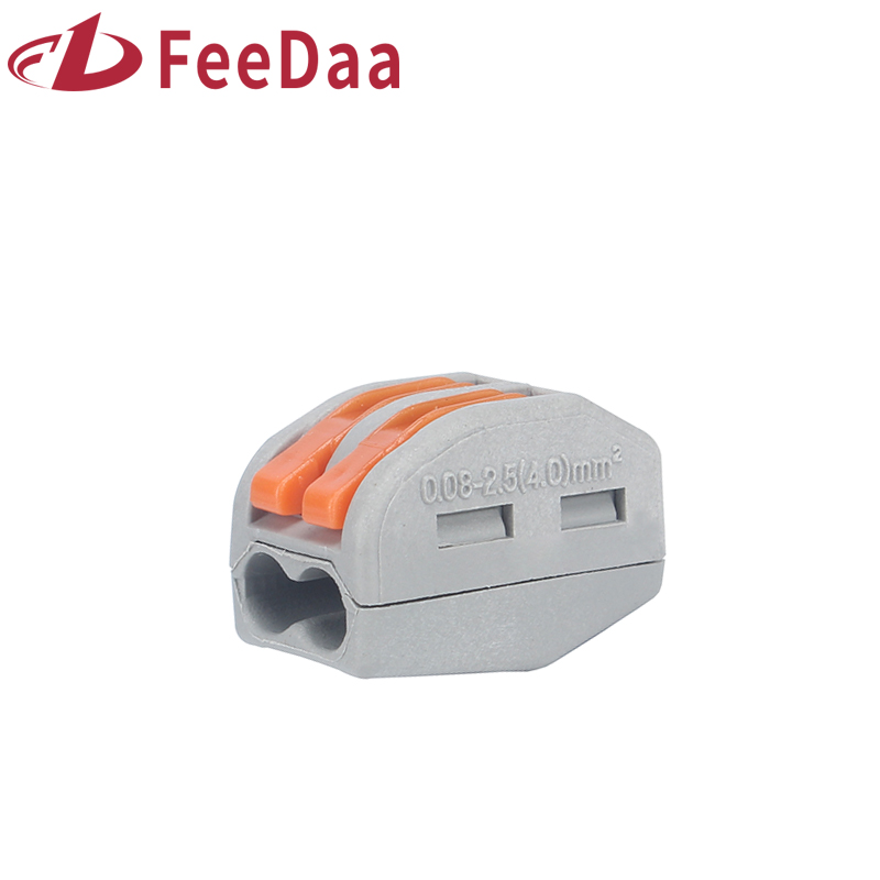 222 412 Pct 212 Wire Wiring Connector 2 Pin Universal Compact Conductor Terminal Block With Lever Awg 28 12 Buy Pct 212 Connectors 2poles Cage Type 222 412 Product On Alibaba Com