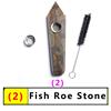2 рыб и рыбы камень