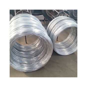 Low Price bwg 22 Dipped Galvanized Binding Steel Iron Wire Galvanized Iron Wire Construction