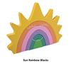 Sun Rainbow Blocks