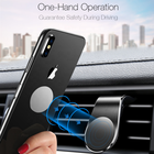 Mobile Phone Car Phone Holder Mobile Magnetic Air Vent Stand Magnet Support Cellphone Car Holder Magnetic Mobile Phone Holders