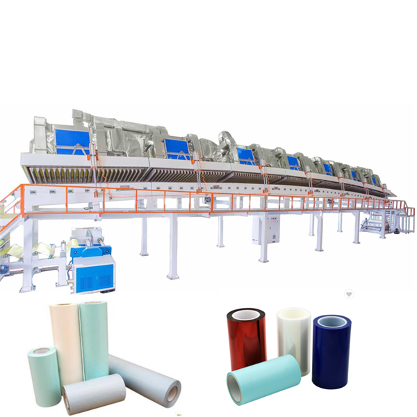 PET PVC Self Adhesive Reflective Film Tape Heat Transfer Thermal Sublimation Paper Coating Machine Water Glue Automatic Electric