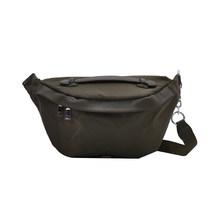 Модная поясная сумка с цепочкой и бананом, новая брендовая поясная сумка, Женская нейлоновая поясная сумка, нагрудная сумка, сумка для живот...(Китай)