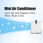 Cool Air Versatile 600 M3 Per Hour Cool Outflow Air USB 3 In 1 Ions Air Humidifier Portable Air Cooler